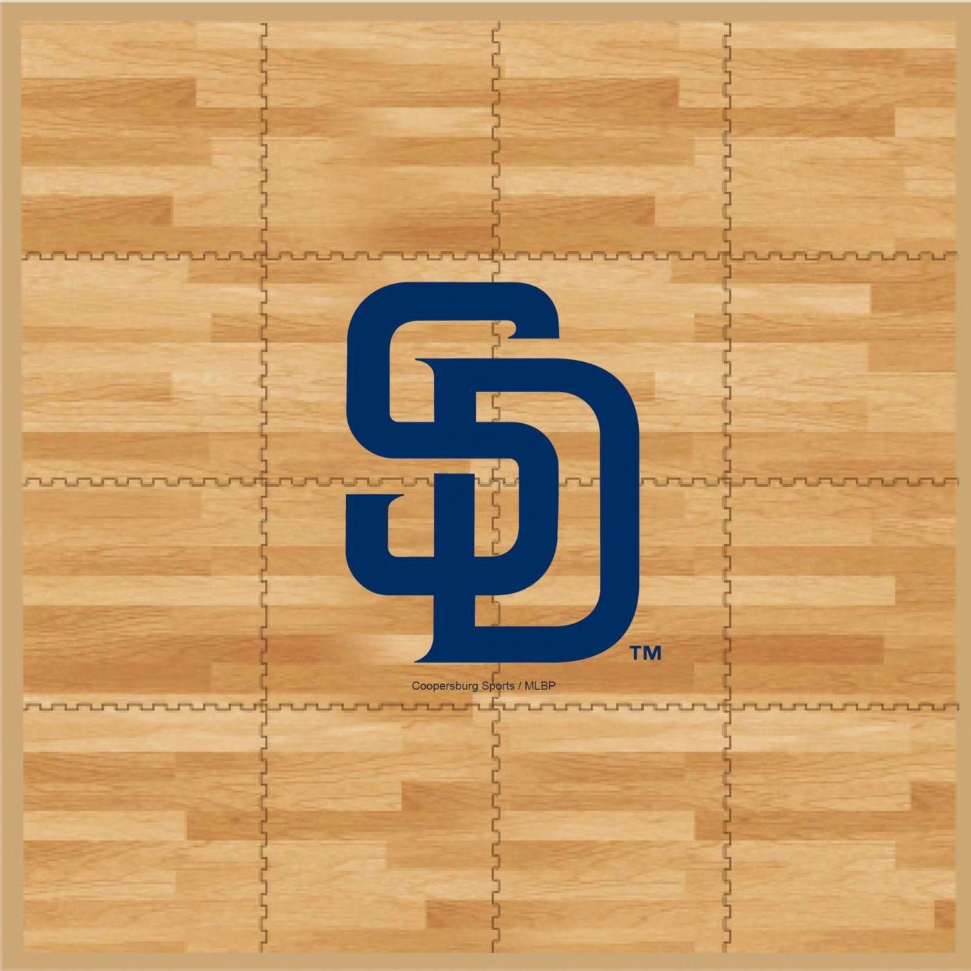 Coopersburg Sports San Diego Padres Fan Floor
