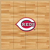 Coopersburg Sports Cincinnati Reds Fan Floor
