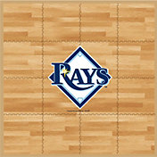 Coopersburg Sports Tampa Bay Rays Fan Floor