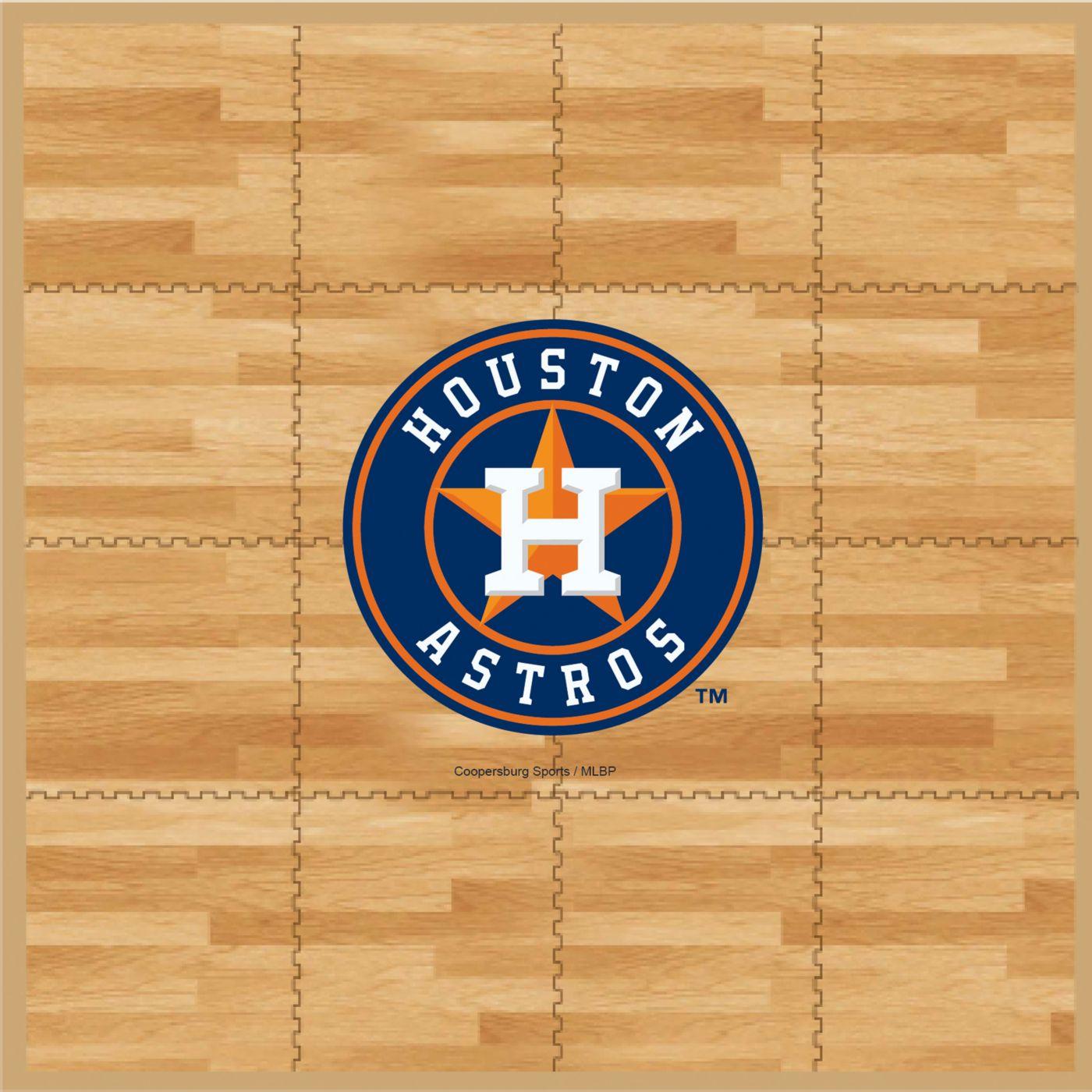 Coopersburg Sports Houston Astros Fan Floor