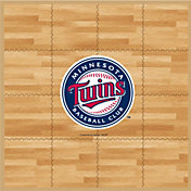 Coopersburg Sports Minnesota Twins Fan Floor