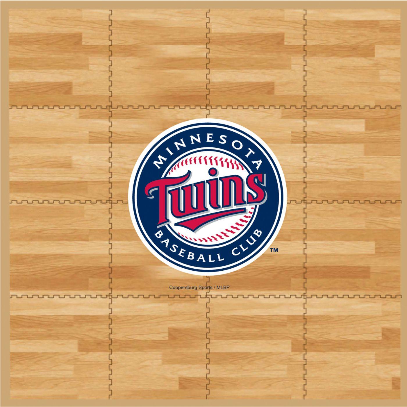 Coopersburg Sports Minnesota Twins Fan Floor
