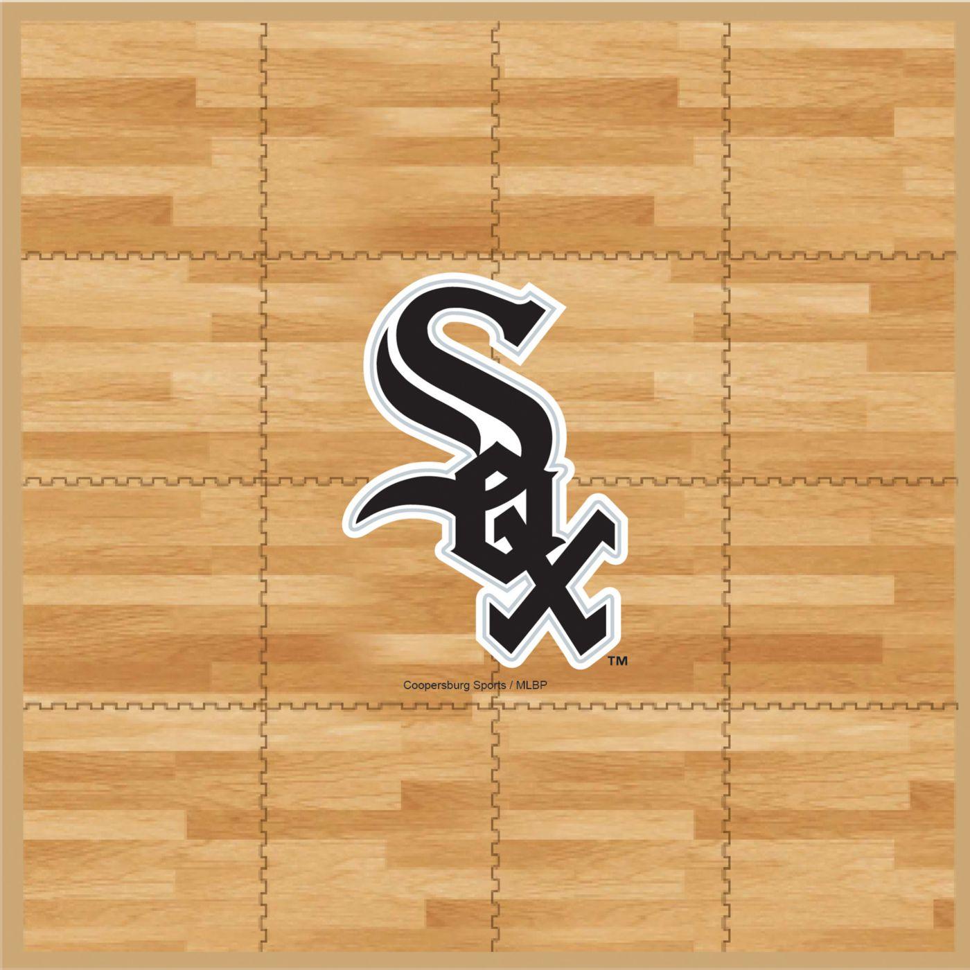Coopersburg Sports Chicago White Sox Fan Floor