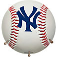 Coopersburg Sports New York Yankees Coat Rack