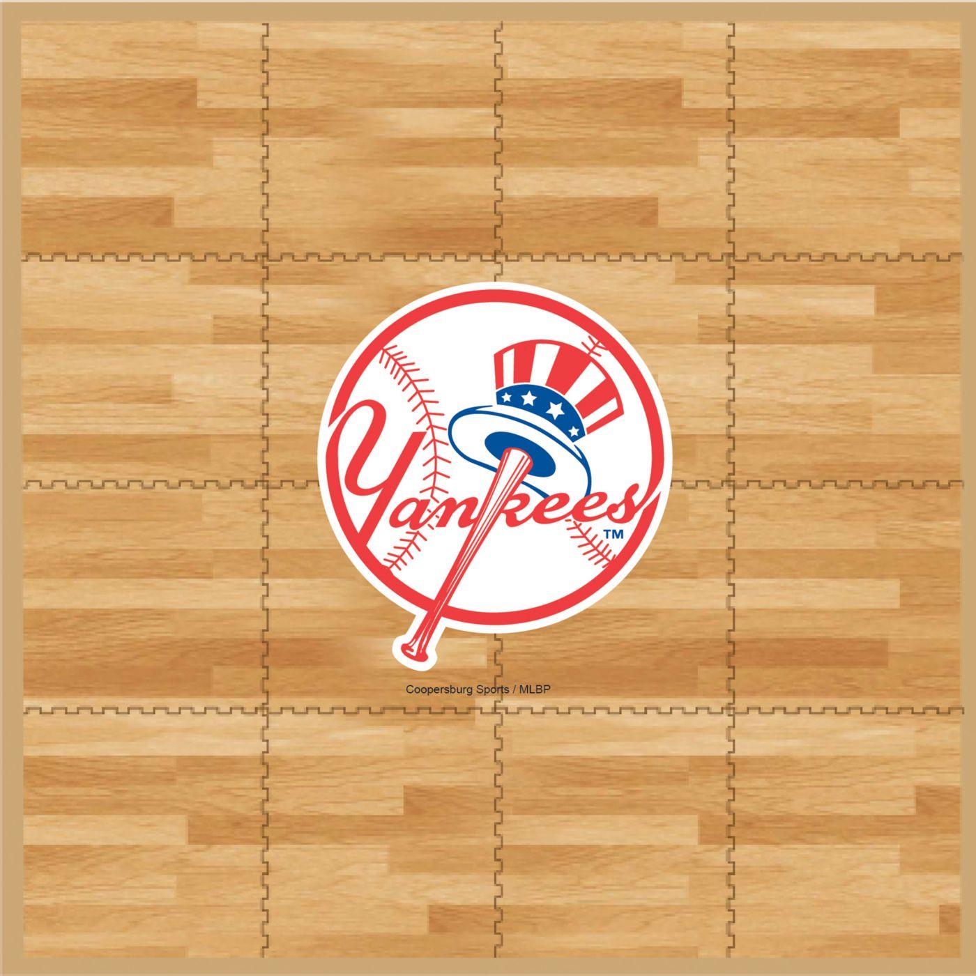 Coopersburg Sports New York Yankees Fan Floor