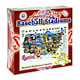 Channel Craft Baseball Stadiums of America Jigsaw Puzzle