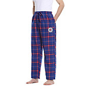 Concepts Sport Men's Los Angeles Clippers Plaid Flannel Pajama Pants