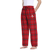 Concepts Sport Men's Houston Rockets Plaid Flannel Pajama Pants