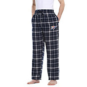 Concepts Sport Men's Oklahoma City Thunder Plaid Flannel Pajama Pants