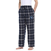 Concepts Sport Men's Minnesota Timberwolves Plaid Flannel Pajama Pants