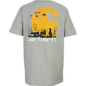 "Carhartt Little Boys' ""C"" Dog Pocket T-Shirt"