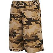 Carhartt Boys' Camo Ripstop Dungaree Shorts