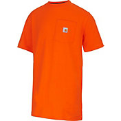 Carhartt Little Boys' Pocket T-Shirt