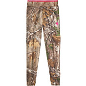 Carhartt Little Girls' Camo Leggings