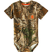 Carhartt Infant Boys' Camo Pocket Onesie