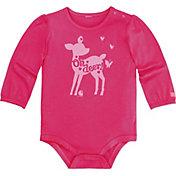 Carhartt Infant Girls' Oh Deer Onesie