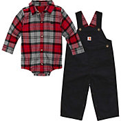 Carhartt Infant Lumberjack Overall Set