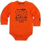Carhartt Infant Boys' Little Explorer Onesie