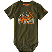 Carhartt Infant Boys' Born to Be Outdoors Onesie
