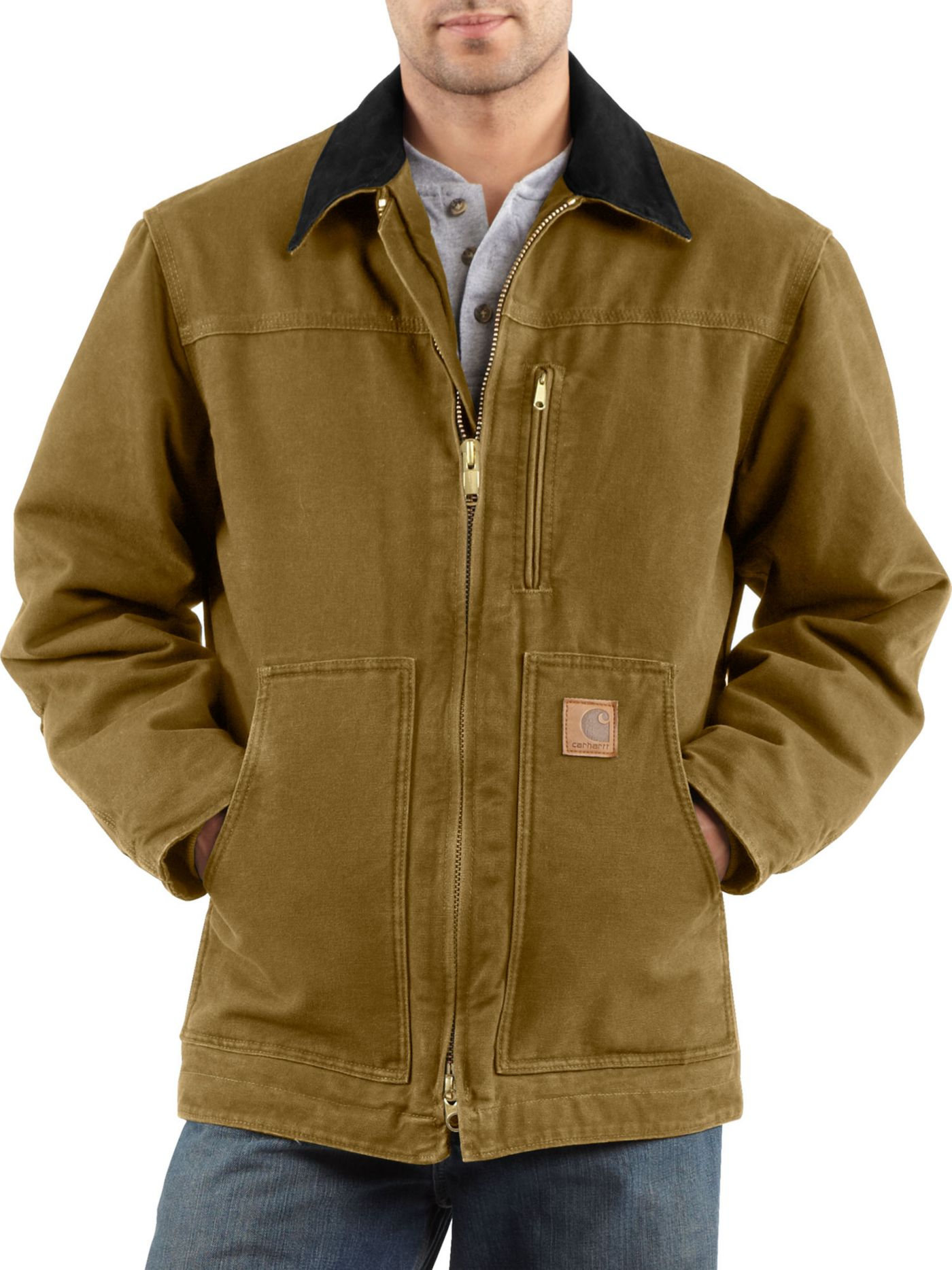 Carhartt Men's Sandstone Ridge Coat (Regular and Big & Tall)