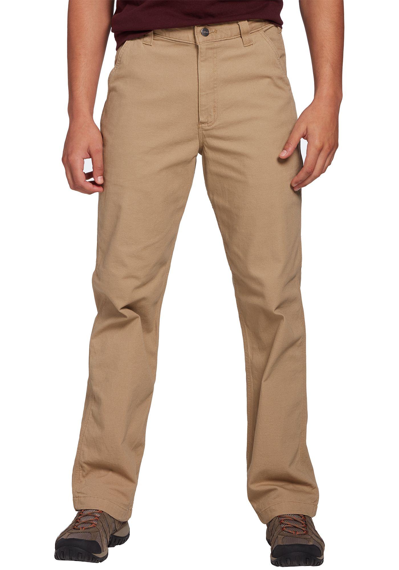 Carhartt Men's Rugged Flex Rigby Dungaree Pants (Regular and Big & Tall)
