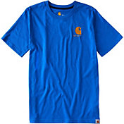 Carhartt Toddler Boys' Dog Filled C Logo Short Sleeve T-Shirt
