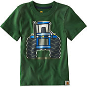 Carhartt Toddler Boys' Tractor Short Sleeve T-Shirt