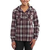 Carhartt Women's Belton Hooded Flannel