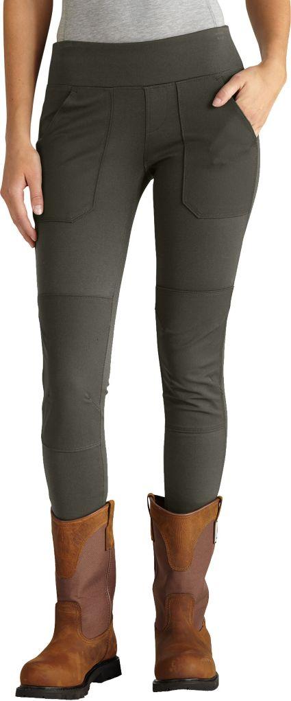 Carhartt Women S Force Utility Knit Leggings Field Stream