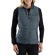 Carhartt Women's Amoret Flannel Lined Vest