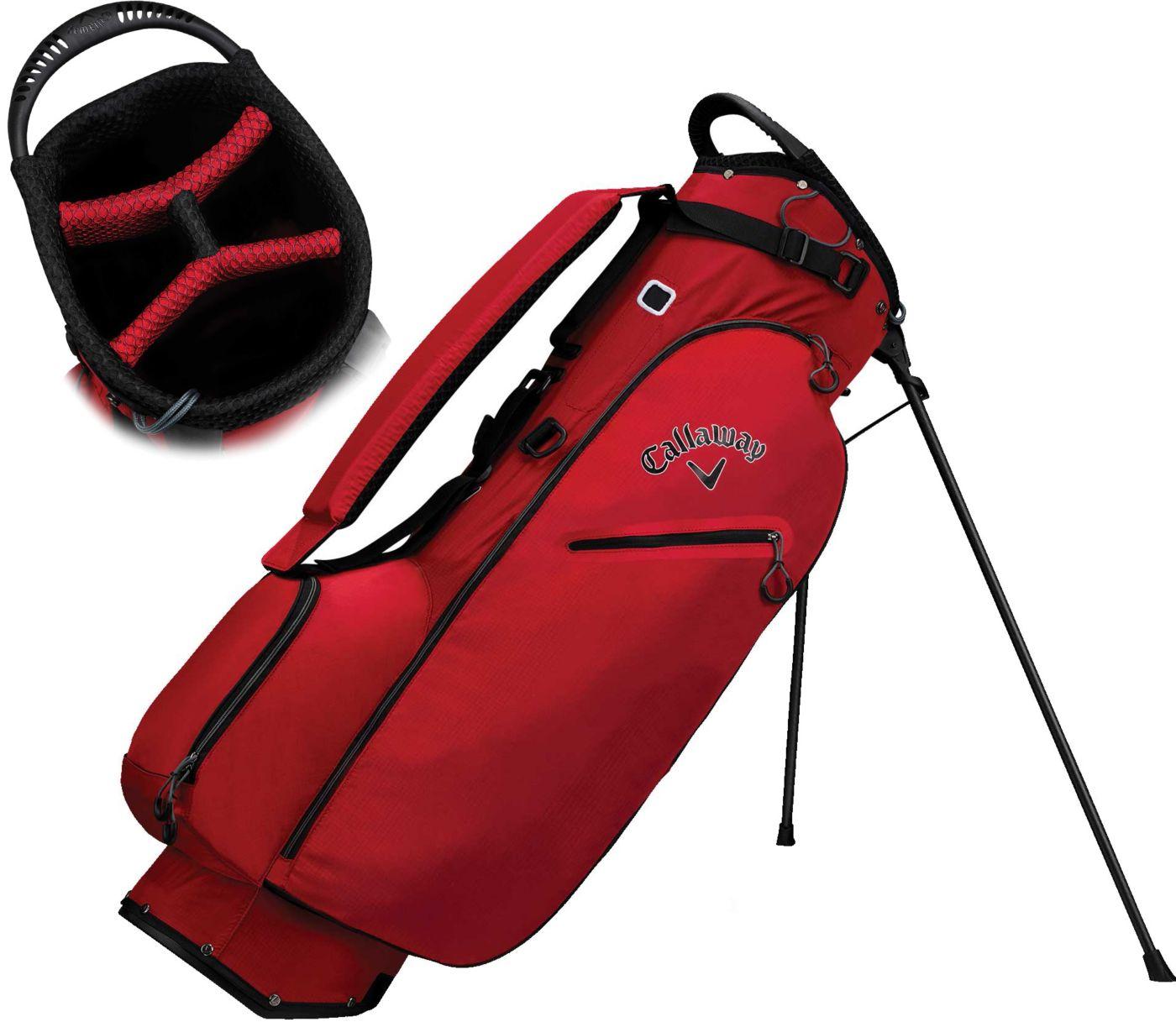 Callaway 2017 Hyper-Lite Zero Single Strap Stand Bag