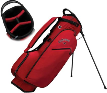 Callaway 2017 Hyper-Lite Zero Single Strap Stand Bag