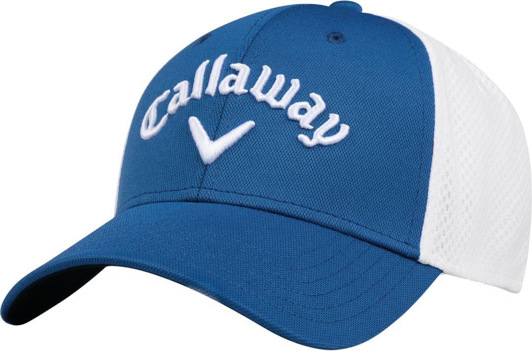 5d63fe93 Callaway Men's Mesh Fitted Golf Hat   DICK'S Sporting Goods