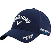 a1e16bc835a08 Product Image · Callaway Men s 2018 TA Performance Pro Golf Hat. Navy ·  White · Black
