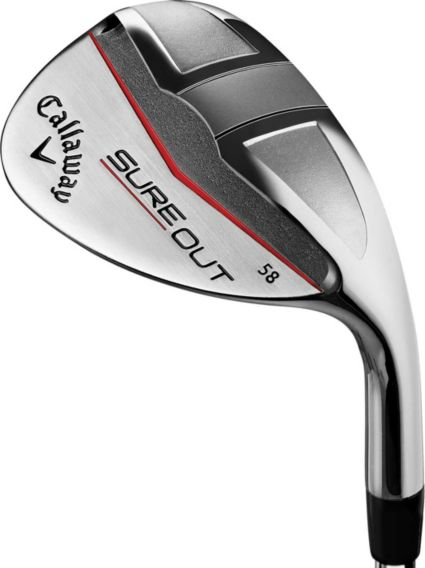 Callaway Sure Out Wedge – (Steel)