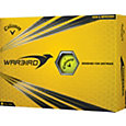 Callaway Warbird Optical Yellow Golf Balls