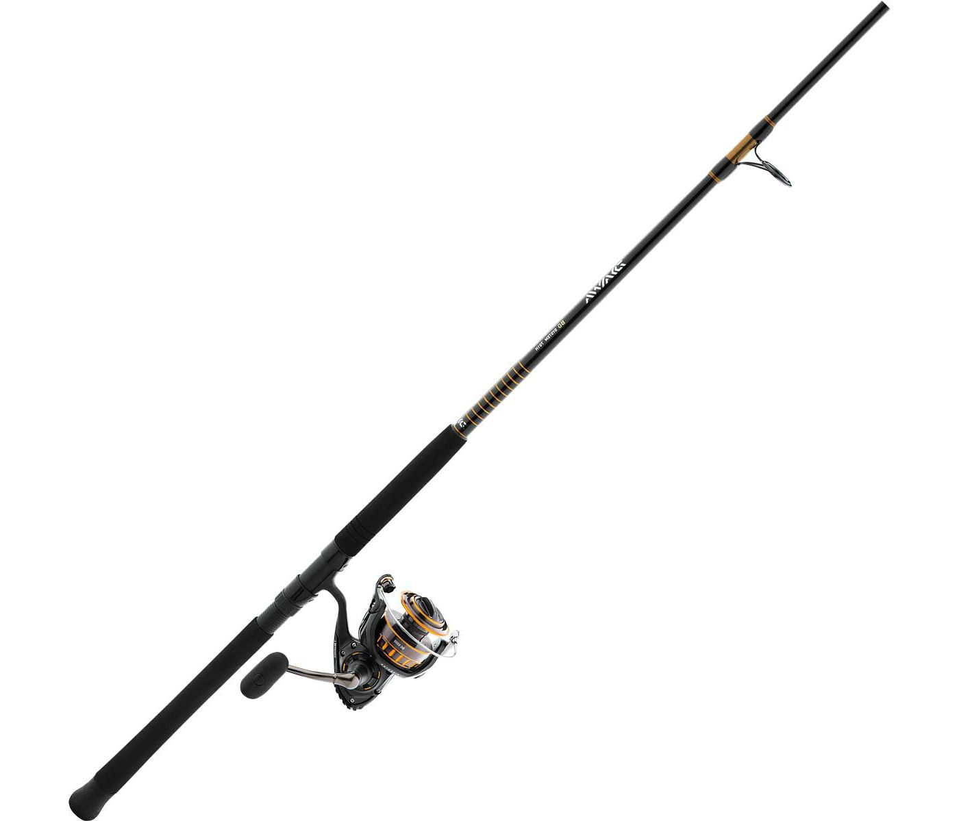 Daiwa BG Saltwater Offshore Systems Spinning Combo