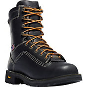 "Danner Men's Quarry 8"" GORE-TEX Alloy Toe Work Boots"
