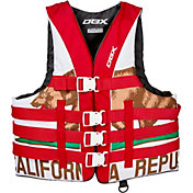 DBX Men's California Nylon Life Vest