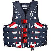 DBX Adult Americana Nylon Life Vest