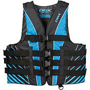 DBX Men's Stripe Nylon Life Vest