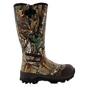 Field & Stream Men's Swamptracker Mossy Oak 400g Rubber Hunting Boots