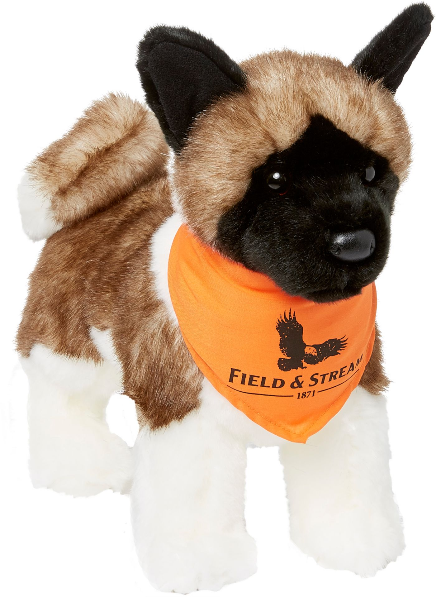 Field & Stream Akita Stuffed Animal