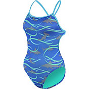 Dolfin Women's Bellas Printed Tie Back Swimsuit