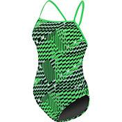 Dolfin Women's Enzo Mesh Triangle Back Swimsuit