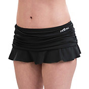 Dolfin Women's Aquashape Ruched Swim Skort