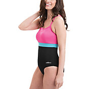 Dolfin Women's Aquashape Colorblock X-Back Swimsuit