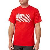 Dick's Sporting Goods Men's Short Sleeve Americana T-Shirt
