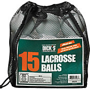 DICK'S Sporting Goods 15-Pack Lacrosse Balls
