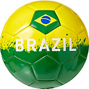 DICK'S Sporting Goods Brazil Supporters Mini Soccer Ball